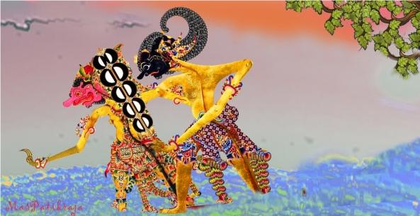 Teringat oleh Bima dimasa itu, ketika Dursasana hilang rasa kesusilaannya dengan mencoba menelanjangi Drupadi. Ia juga ingat sumpahnya bagaimana ia harus bertindak.
