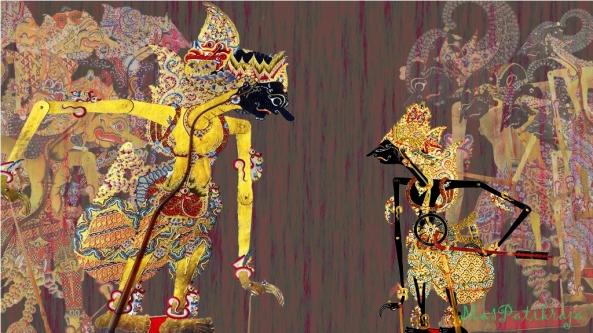 .....Duryudana Kuruwendra Kurupati | panggawe kadhusthan | tumpês dening sira benjing | kabèh murka kênèng sira ...